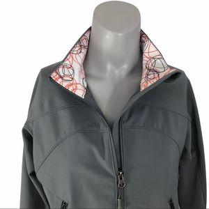 Avis women's softshell athletic jacket size small